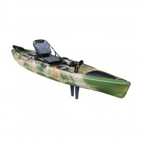 kayak de pedales con sonda marlin 6