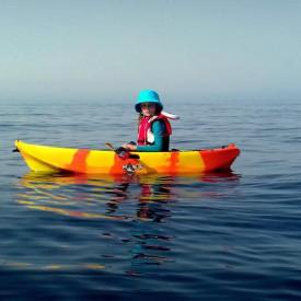 Kayak para niños Marlin Kids